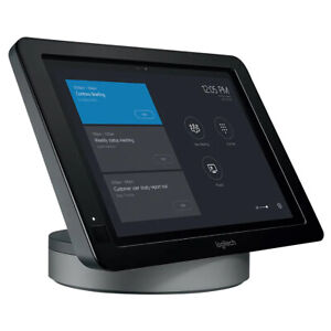 Logitech SmartDock Secure Conferencing Video Meeting Room Console