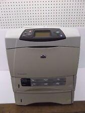 HP LaserJet 4250DTNWorkgroup Laser Printer  Dual Tray & Direct For Parts/ Repair
