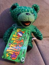 Grateful Dead Dancing Bear Plush Beanie Baby Alligator 5th Ed Jan 27