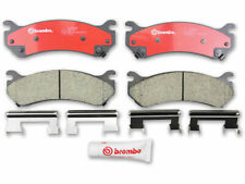 For 2003-2005 GMC Savana 2500 Brake Pad Set Front Brembo 12389QX 2004