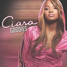 Goodies by Ciara (CD, Sep-2004) Very Good - 828766281927
