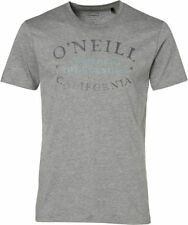 O'NEILL MEN'S GOING BACK TO CALIFORNIA GREY S/S SLEEVE TOP T TEE SHIRT XS- SML