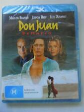 Blu-Ray Movie - Don Juan DeMarco