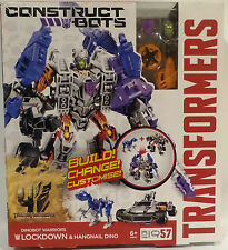 TRANSFORMERS : LOCKDOWN & HANGNAIL DINO BUILD, CHANGE, CUSTOMISE KIT (TK)