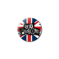 Sex Pistols (a) 1.25in Pins Buttons Badge *BUY 2, GET 1 FREE*