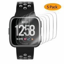 5x Pellicola trasparente protezione display schermo per Fitbit Versa 2 Versa2