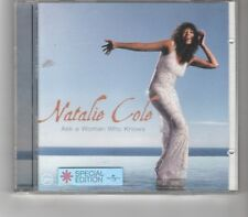 (HP280) Natalie Cole, Ask A Woman Who Knows - 2002 CD