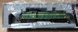 Atlas N RS-1 Locomotive Vermont Green Mountain # 40004095 NEW Cab 405