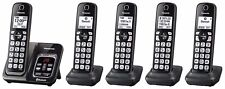Panasonic Kx-Tgd564M plus one Kx-Tgda51M Bluetooth Cordless Phone - 5 Handsets!