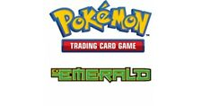 Pokemon TCG EX Emerald - Reverse Holo Holofoil Rare Cards
