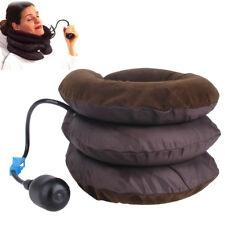 Air Gonflable Oreiller cervicale nuque Tête Douleur Traction Soutien Brace Appareil