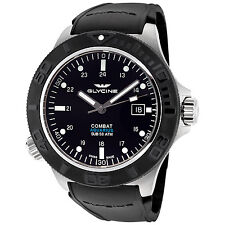 Glycine Men's 3946.199.D9 Combat Sub Aquarius 46mm Automatic 500M Watch
