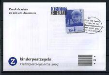 Nederland 2007 Blokje 2527 (2 EXEMPL) Kind IN ENVELOP  ZONDER ADRES *LASTIG
