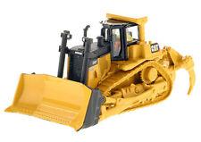 1:87 DM CAT Caterpillar D9T Alloy Diecast Bulldozer Vehicles Toy 85209 Yellow