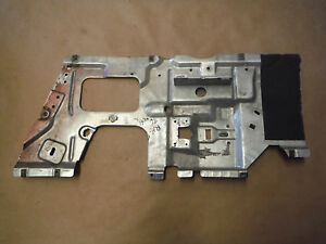 1984-96 CORVETTE C4 RH PASSENGER  INNER DOOR PLATE USED GM OEM # 10045632