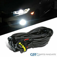 2 Connector Extension Fog Light HID LED Heavy Duty Wiring Harness 12 Gauge Kit