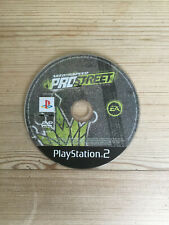 Need for Speed Pro Street for PS2 *Disc Only*