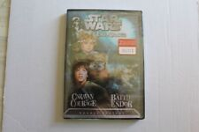 Star Wars Ewok Adventures: Caravan of Courage/The Battle for Endor R1, NTSC, NEW