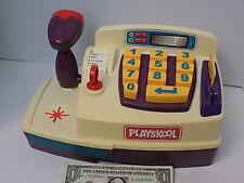 1999 Vintage Playskool cash register scanner pretend play