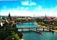 Frankfurt / Main , Mainpartie mit Dom ,Ansichtskarte, ungelaufen