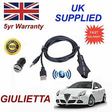 Alfa Romeo Giulietta Bluetooth Music Module & 1.0A Power Adapter For Samsung HT
