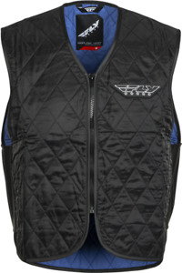 FLY RACING EVAPORATIVE COOLING VEST MOTORCYCLE SPORTS BLACK