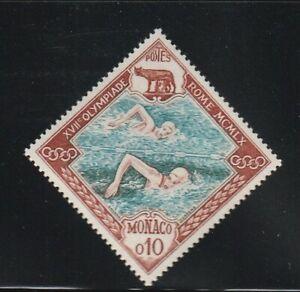 Swimming,  Olympic Roma 60,
