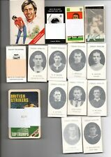 15 x Sport card  sets as pictured (modern or repro)
