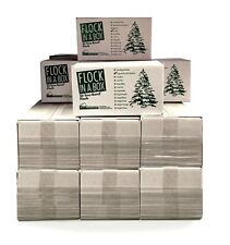 V11105 Sno-Bond Christmas Tree Snow Flock, 5 lb box