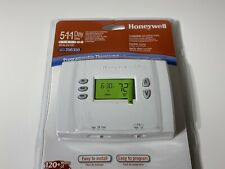 Honeywell 5 1 1 Day Rthl2410C Programmable Thermostat 5 Wire New Sealed