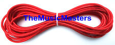 8 Gauge 40' ft Red Auto PRIMARY WIRE 12V Car Boat RV Wiring HD Amp Power Cable
