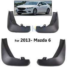 SPLASH GUARDS FIT FOR 2013 2014 2015 2016 MAZDA 6 GJ MUD FLAPS MUDGUARDS 2017