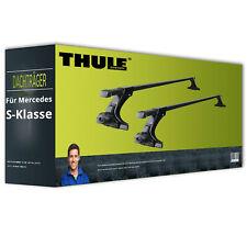 Thule SquareBar - Dachträger - Stahl - für Mercedes S-Klasse Typ W126 NEU