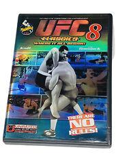 UFC Classics 8 (DVD, 2007) MIXED MARTIAL ARTS TOURNAMENT KEN SHAMROCK