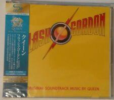 Queen - Flash Gordon Limited Deluxe Japan SHM 2 CD UICY-75051 NEU