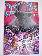 Aspen Comics: CRITTER #4 OCTOBER 2015 # B99