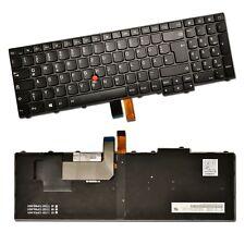 Tastiera per IBM Lenovo Thinkpad Edge E531 T540 W540 De con Retroilluminato