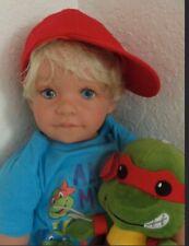 "Reborn Baby Toddler Boy Doll ""Arie"""