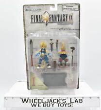 Zidane & Vivi Extra Soldier NEW Final Fantasy IX MISB 200 Bandai Squaresoft