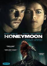 Honeymoon (DVD, 2015) Rose Leslie, Harry Treadaway, Ben Huber, Hanna Brown