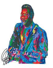 Muddy Waters, Singer Vocals, Guitar, Guitarist, Delta Blues, 8.5x11 PRINT w/COA