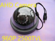 AHD CCTV Camera Dome IR Security Infrared 2500TVL SONY Business Home night 960P