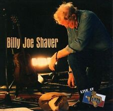 Live at Billy Bob's Texas by Billy Joe Shaver (CD, 2012)