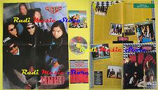 CD+POSTER MORDRED Fool's game CURCIO PROMO METAL HM-12 lp mc dvd vhs
