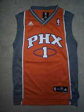 STITCHED/SEWN Phoenix Suns AMARE STOUDEMIRE nba Jersey YOUTH KIDS BOYS (s-small)