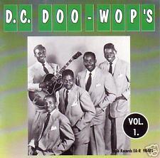 V.A. - D.C. DOO-WOPS Vol.1 - From the Vault of D.C. Rec