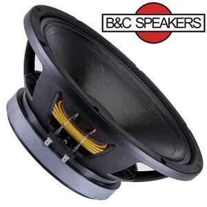 B&C 12MH32 12-inch Midbass Speaker Woofer 400 Watt RMS, 1 piece