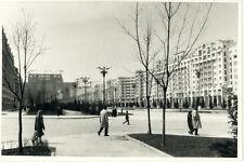 Photo de Presse Original Roumanie Romania Bucarest 1988