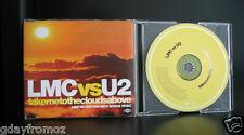 LMC vs U2 - Take Me To The Clouds Above 7 Track CD Single Incl Video
