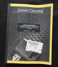 GENUINE JOHN DEERE 850 950 1050 TRACTOR OPERATORS MANUAL VERY GOOD SHAPE